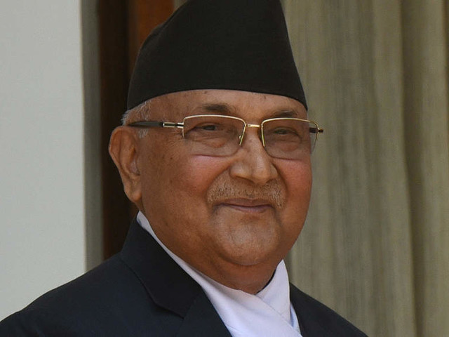 Oli removed from Nepal's ruling party