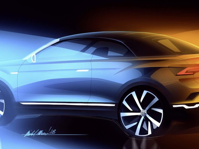 VW Exec Says T-Roc Cabrio Doesn't Make Any Sense, But They'll Still Make It