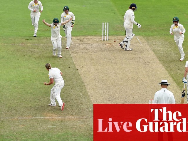 Women's Ashes Test: England v Australia – day four live!