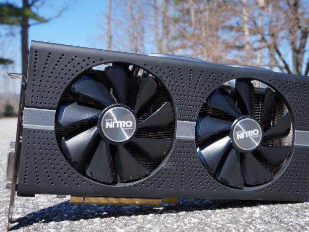 Level up your gaming sessions with the Sapphire Radeon RX 580 Nitro+ 8GB for $199, today only