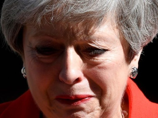 'Deep regret': British PM May quits amid Brexit impasse, will be gone in weeks