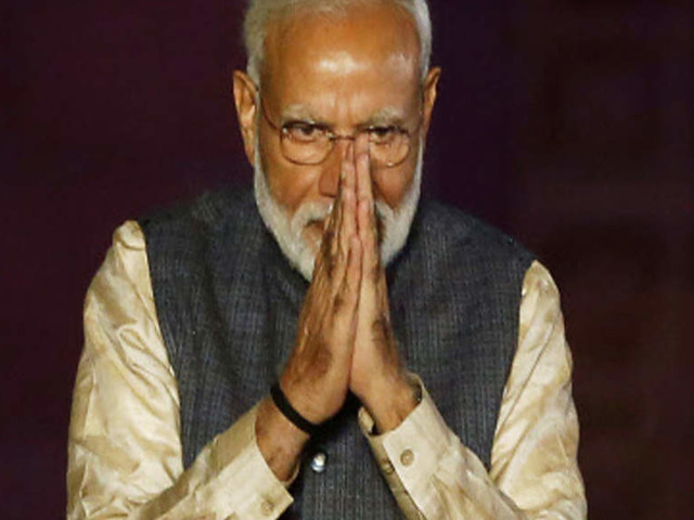 Advice to Modi from the man who left his team