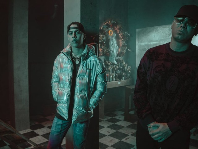 """Brytiago and Wisin Merge 2 Generations of Reggaetón in """"Borracho"""" - and You Won't Stop Dancing to It"""