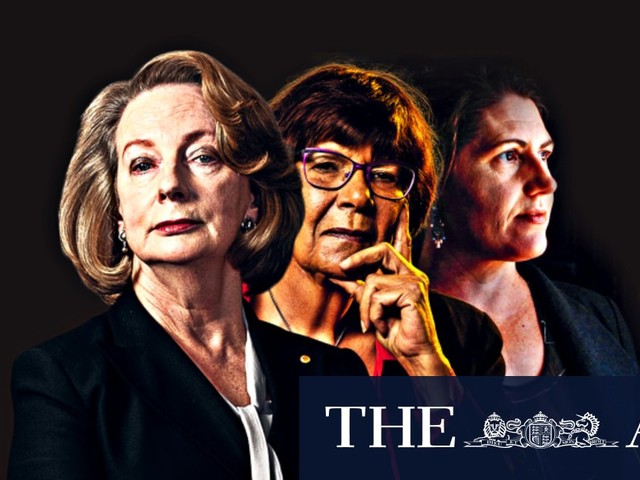 Good Weekend's 40 Australians Who Mattered: Social justice