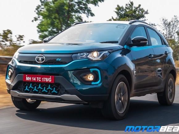 Tata Nexon EV Test Drive Review