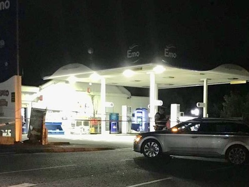 Man shot dead outside petrol station in County Down