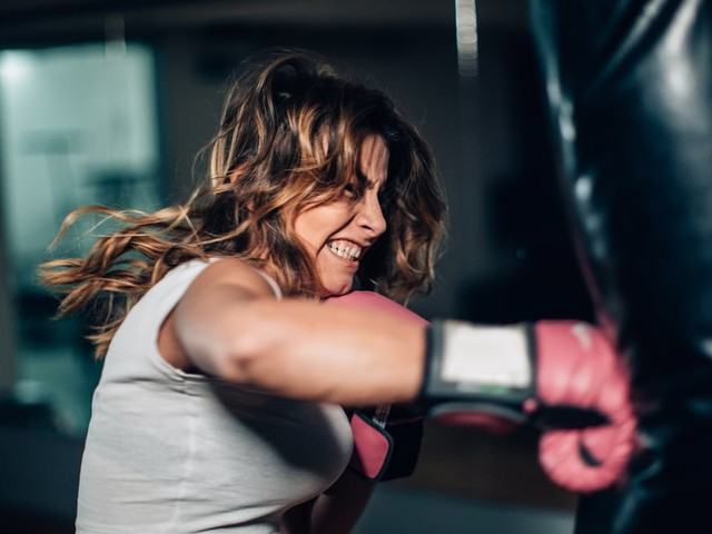 Swearing Can Make Your Workout Better, and That's All the Invitation I F*cking Needed