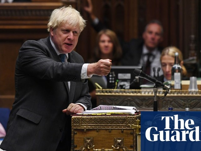 Boris Johnson bows to Tory rebels with Brexit bill compromise