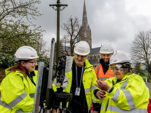 Openreach plans copper switch off