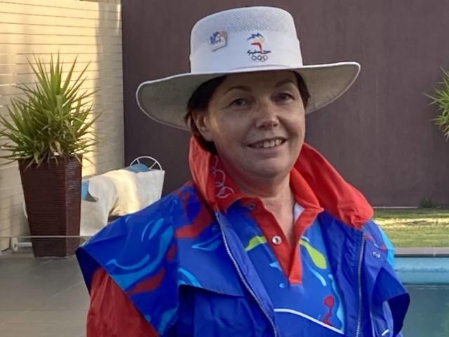 Leeton physio's memories of volunteering at Sydney Olympics