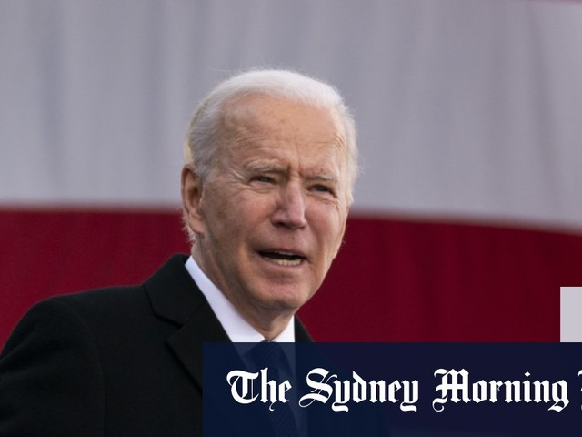 Why Joe Biden is exactly the right man to mend America