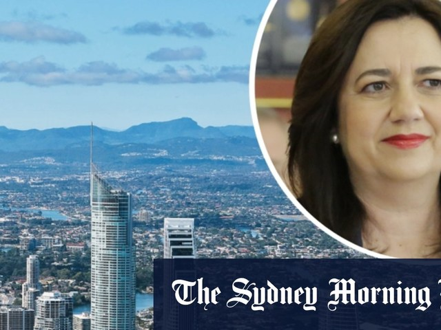 Queensland to open borders to Victorians from Tuesday