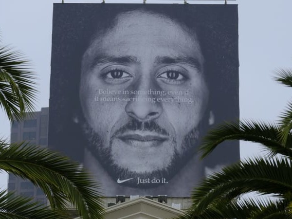 Why Nike was able to take its Colin Kaepernick gamble