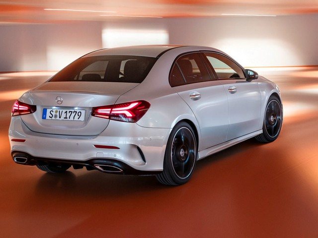 New Mercedes-Benz A-Class Sedan To Be Sold Alongside Current CLA
