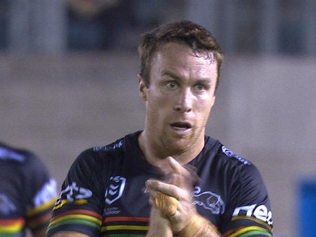 'He makes it uncomfortable': James Maloney bounces back into form against Sharks