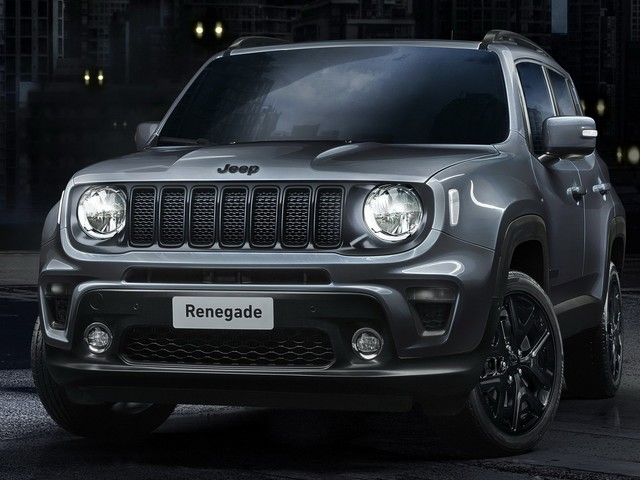 New Renegade And Compass Night Eagle Join Jeep's UK Lineup
