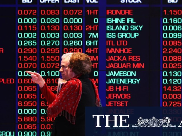 ASX opens slightly lower, iron ore price stable