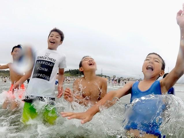 Fukushima beach reopens years after tsunami, nuclear meltdown