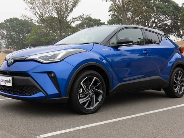 New Toyota C-HR 2021 pricing and specs detailed: Update makes Hyundai Kona, Mazda CX-30 rival dearer