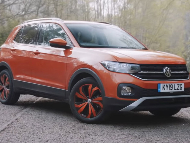 Volkswagen T-Cross Manages To Make A Very Good Case For Itself