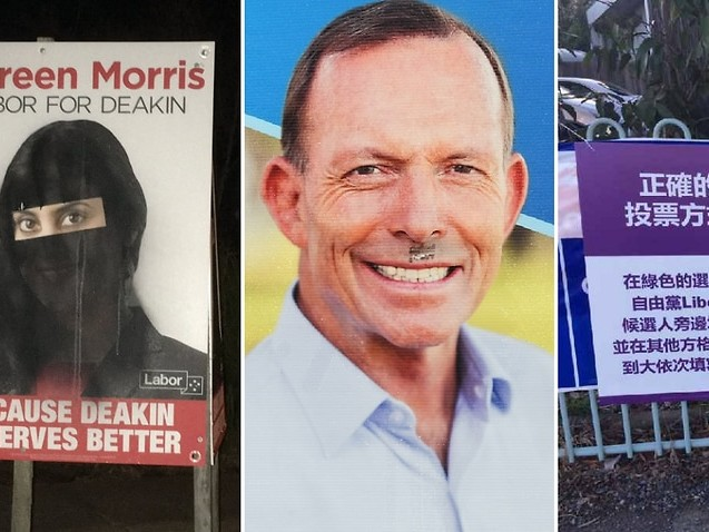 Vote 2019: 'Dirty tricks' continue on polling day