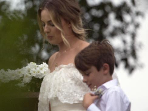 Inside Margot's wedding: First photos revealed