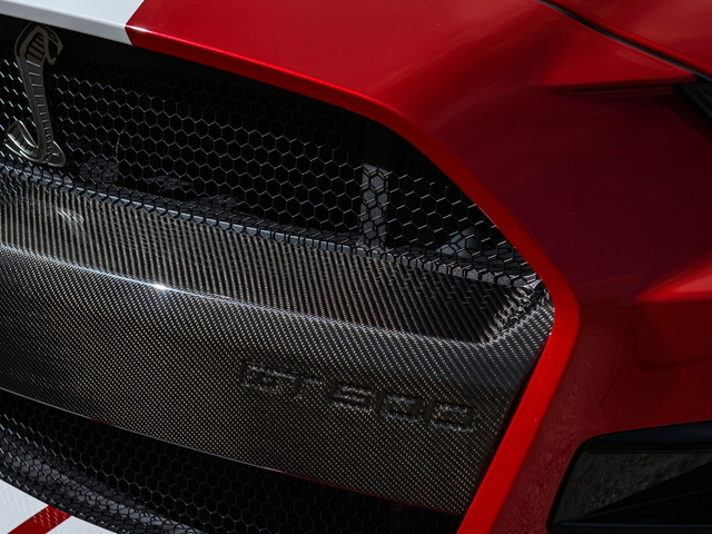 Ford Adds Four New Carbon Fiber Exterior Accessories To GT500 Parts Catalog