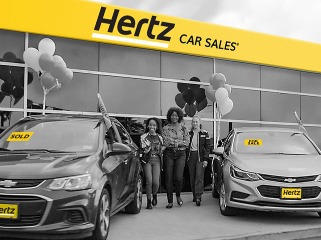 Hertz Shares Soar As It Approves $6 Billion Plan To Exit Bankruptcy