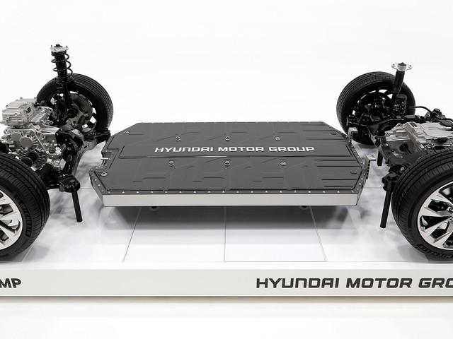 Hyundai Unveils Electric-Global Modular Platform, Offers Up To 310 Miles Of Range