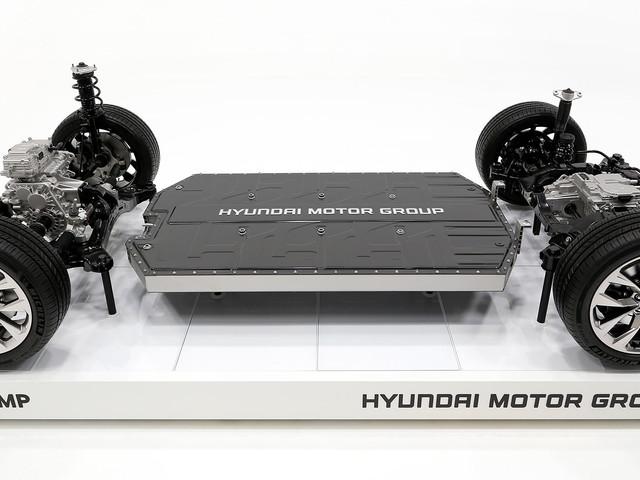 Hyundai Unveils Electric-Global Modular Platform, Offers Up To 310 Miles Of Range