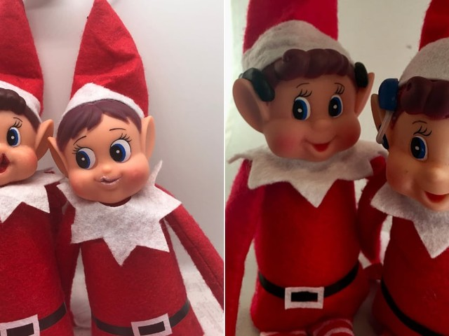 This Mom Modifies Christmas Elf Dolls For Kids With Disabilities