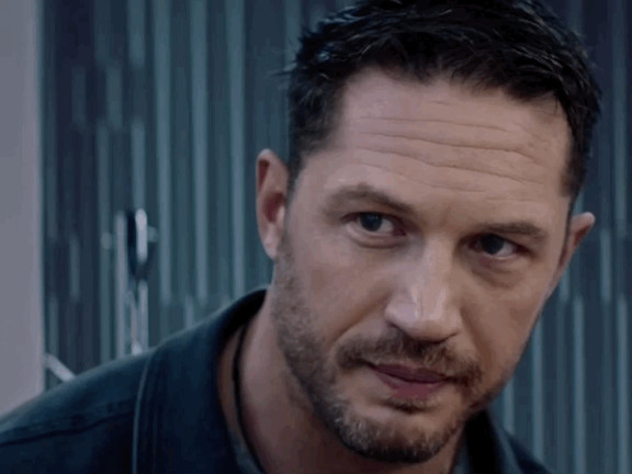 Tom Hardy's Venom Murders A Bunch Of Sports Nerds In This Weird New Ad