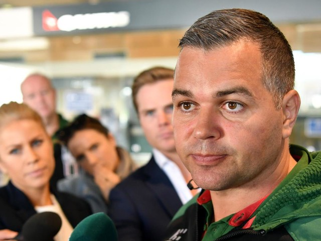 James Hooper: 'Influential figures' say Anthony Seibold has already agreed to terms with the Broncos