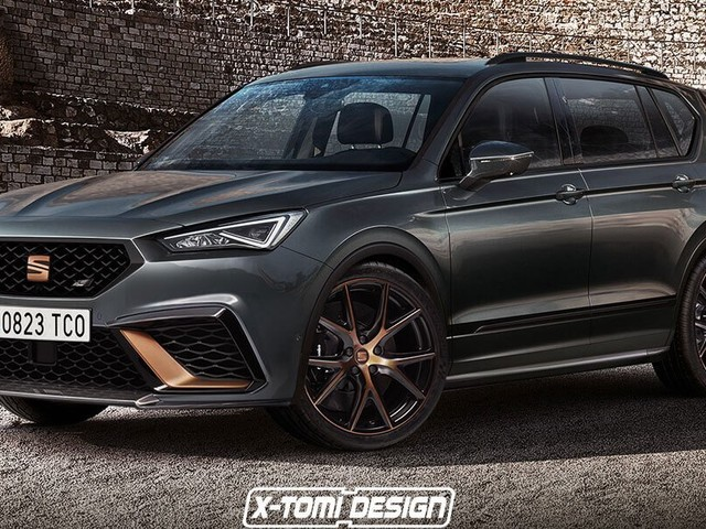 Seat Tarraco Is A Possible Candidate To Get The Cupra Treatment