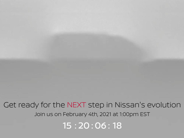 2022 Nissan Frontier To Debut On February 4th