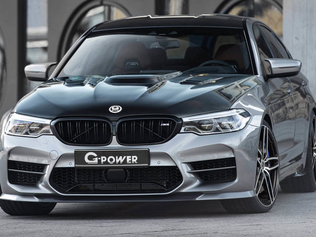 Want To Turn Your BMW M5 Into The 900PS G5M Hurricane RR? That'll Be €115,000!