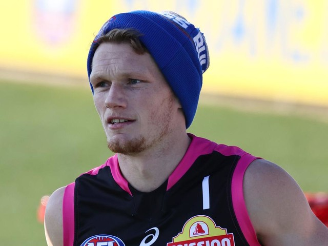 Casualty Ward: Adam Treloar one of three Bulldogs players in the mix; Crows' big sigh of relief