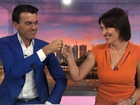 News Breakfast beats Today show