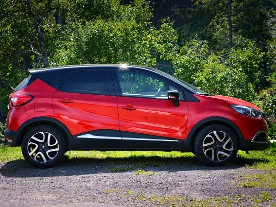 SUV Sales Pass 50% of Monthly Sales for the First Time