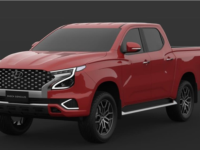 Dream Factory: How Kia and Hyundai's new ute can take down the booming diesel V6 of the Toyota GR HiLux