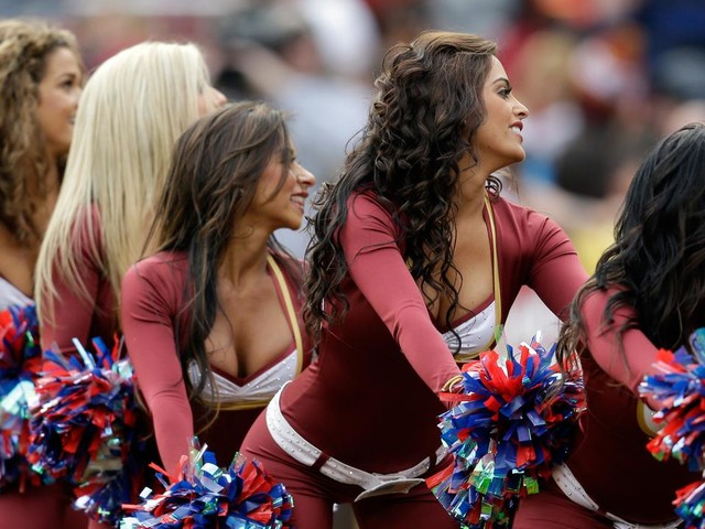 'Decades of abuse': Cheerleaders hit back amid NFL scandal