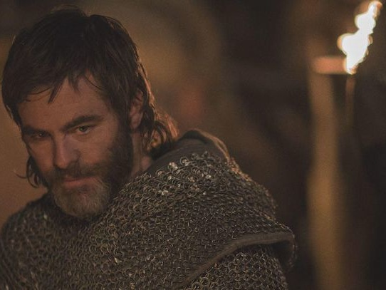 Outlaw King review: Brave-hearted Chris Pine plays a game of thrones - CNET