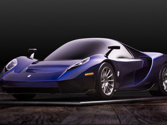 Scuderia Cameron Glickenhaus SCG004S To Use 690HP Nissan GT-R Engine