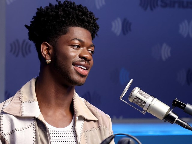 Lil Nas X Just Performed the Most Epic Dolly Parton Cover in BBC Radio 1's Live Lounge