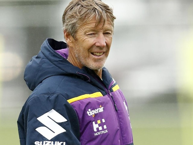 BREAKING: Bellamy snubs rivals to sign extension with Melbourne Storm