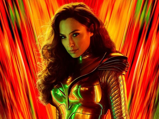 Wonder Woman 1984 trailer reveals new villains and the movie's '80s theme