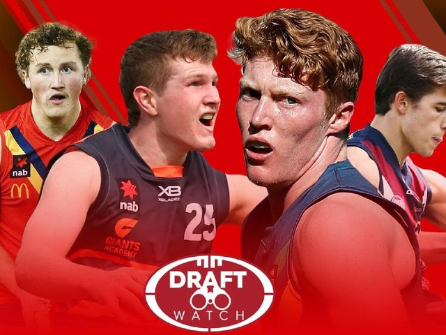 AFL draft 2019: The early view on the draft strength, players to watch, best prospects, father-sons