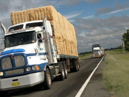 Demand for hay and fodder like 'Boxing Day sales' as bushfires exacerbate drought shortfalls