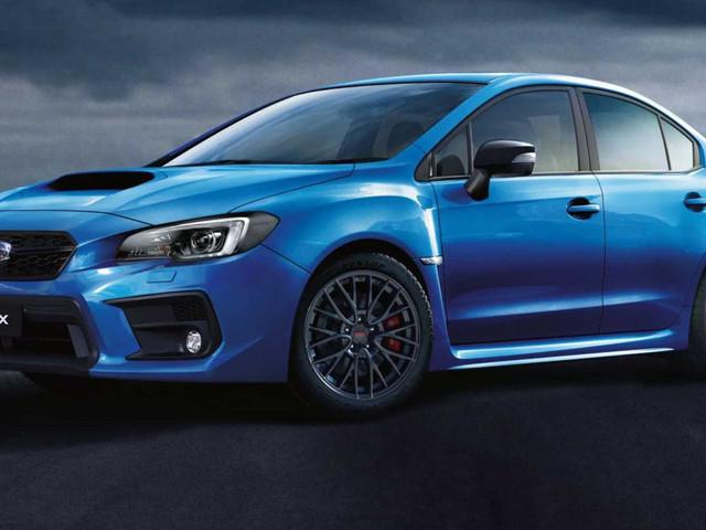 New 2021 Subaru WRX Club Spec Is Exclusive To Australia, Limited To 150 Units
