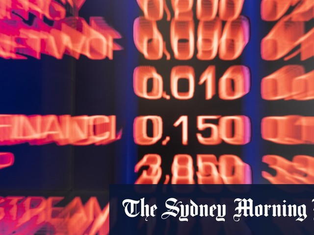ASX dives 1% as iron ore giants and banks plunge